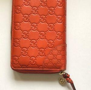 Authentic Gucci Bree Guccissima Wallet